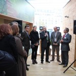 Inauguration habitat zéro carbone